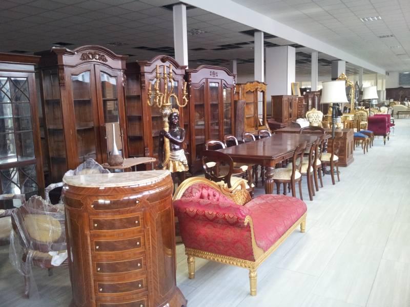 Ritiro oggettistica for Mercato mobili usati