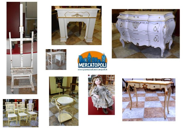 Shabby chic a parma for Subito it parma arredamento
