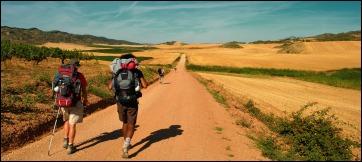 Il cammino di santiago come prepararsi e cosa comprare usato - Cammino di santiago cosa portare ...