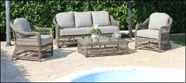 Arredamento da giardino gusto e charme con l 39 usato for Arredamento esterno usato