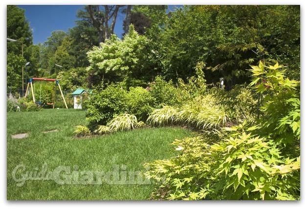 Come arredare un giardino i 5 elementi fondamentali for Elementi da giardino