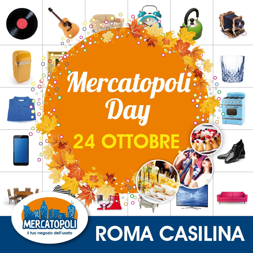 Mercatopoli Roma Casilina Mercatino Dell Usato Nel Lazio