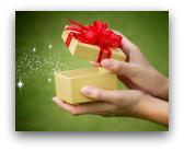 regali di Natale ecosostenibile