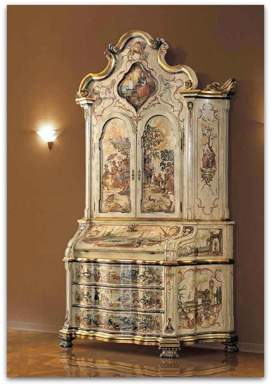 Trumeau veneziano storia di un mobile d 39 arte for Piani di casa artigiano di 1700 piedi quadrati