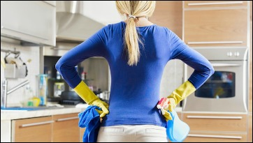 come fare le pulizie di casa