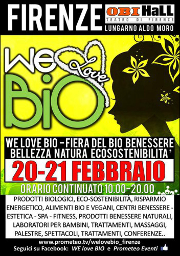 We Love Bio Firenze