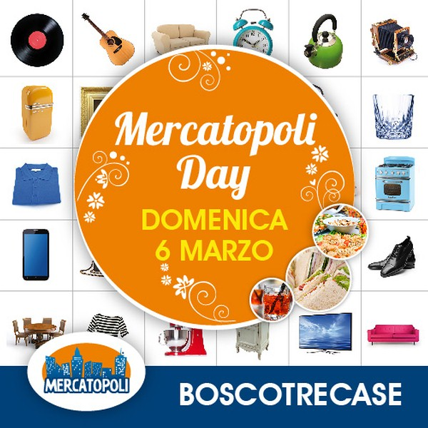 Mercatopoli Day Boscotrecase