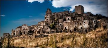 città fantasma Basilicata