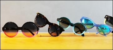 occhiali da sole firmati usati