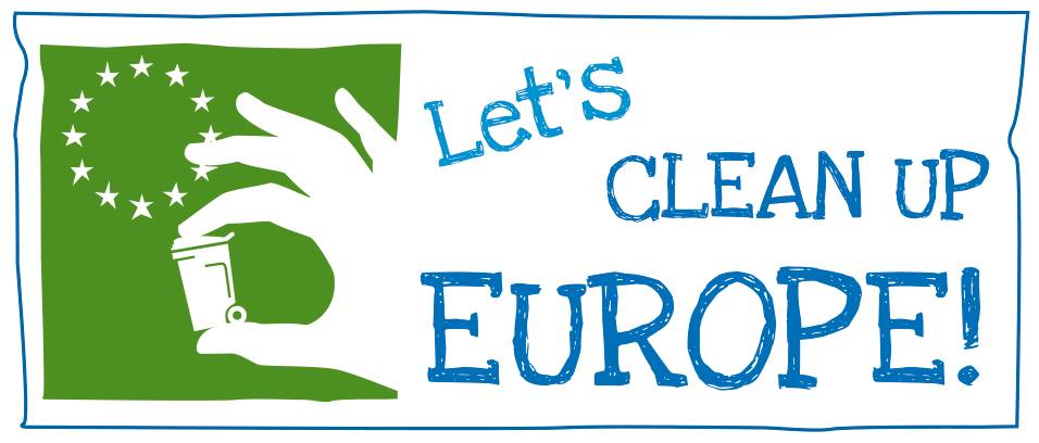 The European Week for Waste Reduction - Let's Clean Up Europe