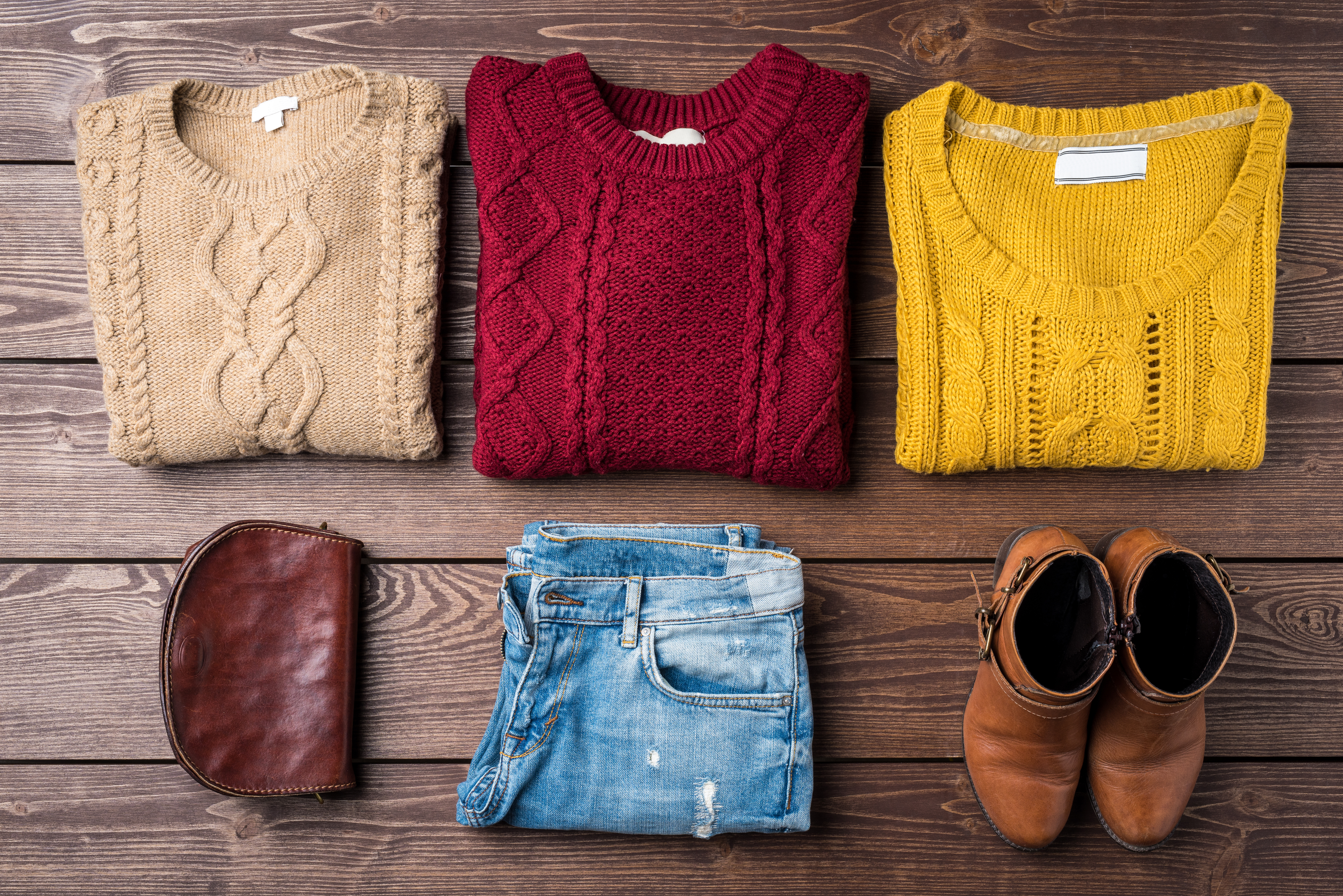 abbigliamento autunnale mercatopoli