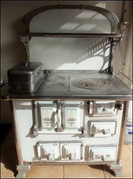 Stufe usate venderle con il conto vendita mercatopoli for Vendita cucine a legna usate