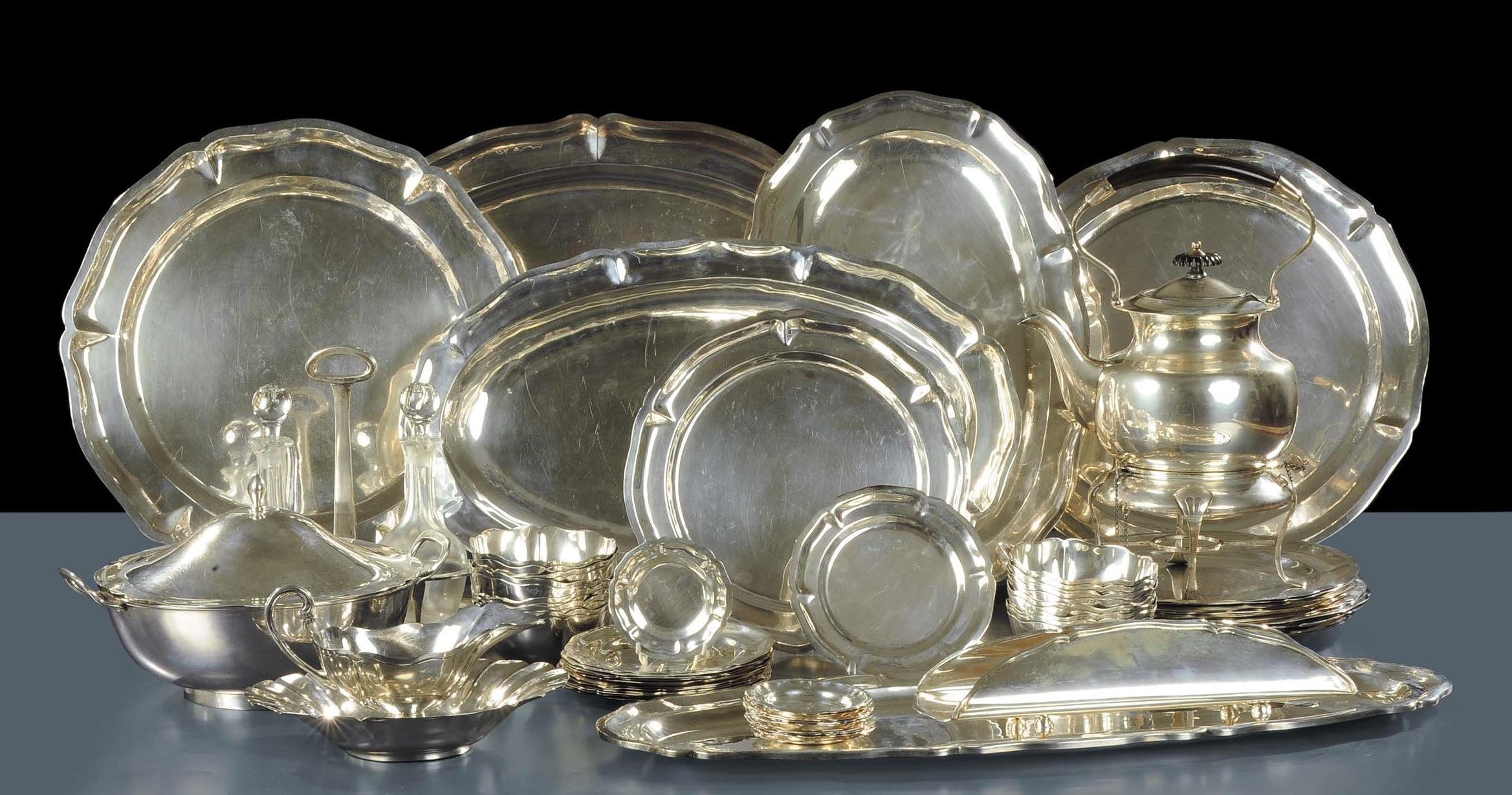 Posate Argento Come Pulirle argenteria usata: i consigli di mercatopoli fontanellato