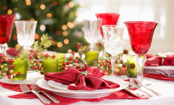 Porta in vendita gli articoli per la tavola di natale che for Decorazioni tavola natale idee tavola natale