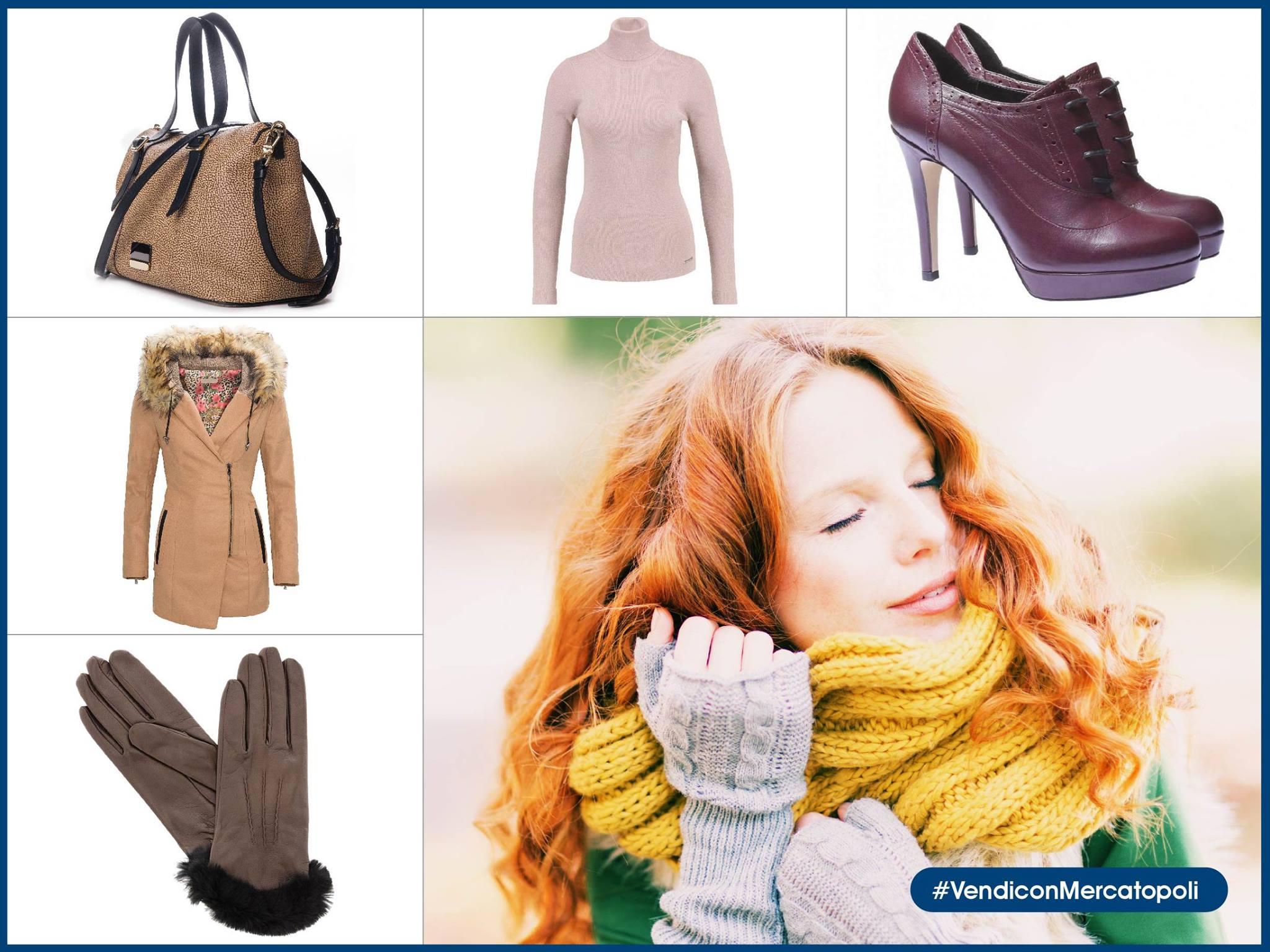 vendere abbigliamento invernale usato