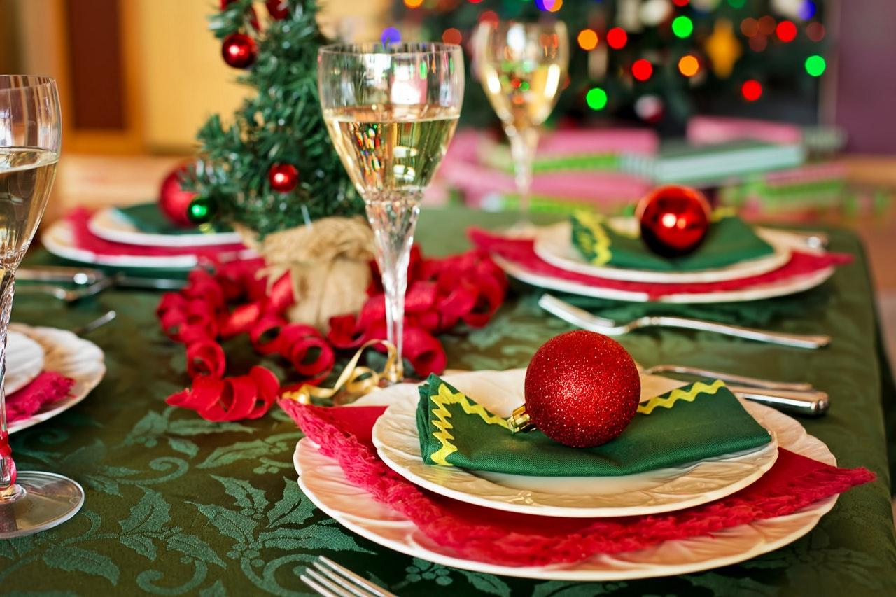 decorazioni-natalizie-tavola