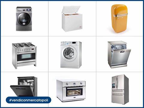 vendere elettrodomestici usati