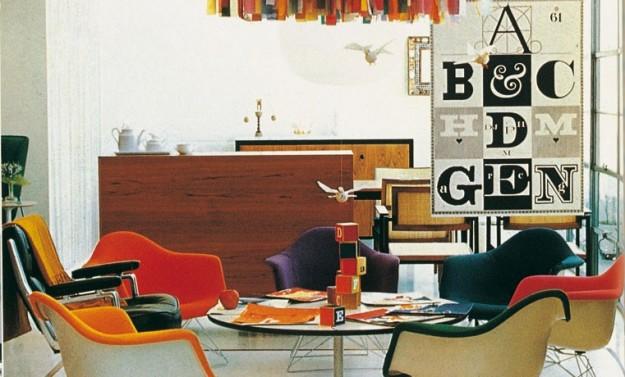 mobili di modernariato