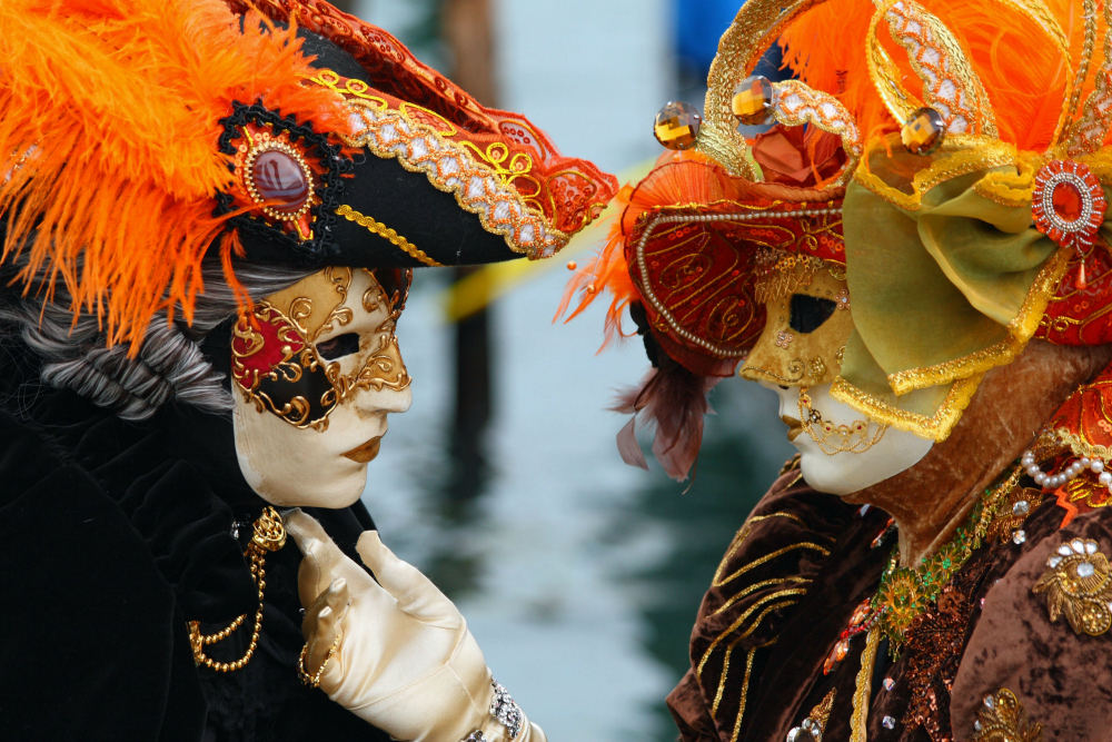 vendere maschere carnevale