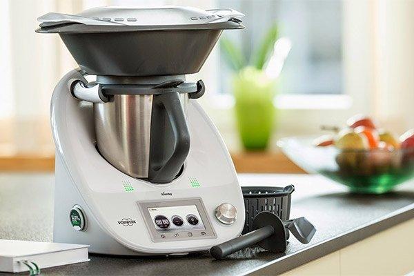 Vendi il tuo robot da cucina superaccessoriato mercatopoli - Bimby da cucina ...