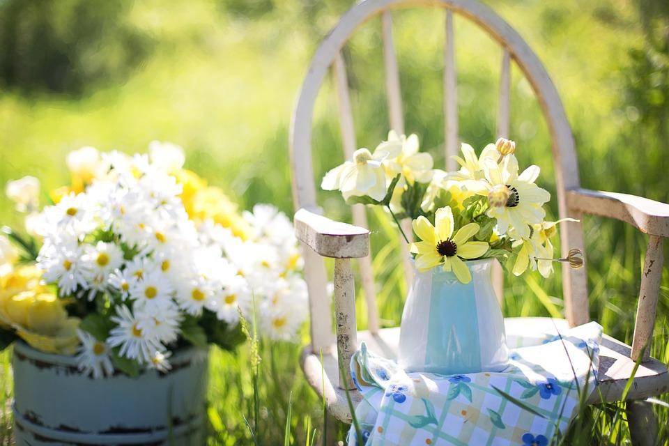 articoli da giardino usati