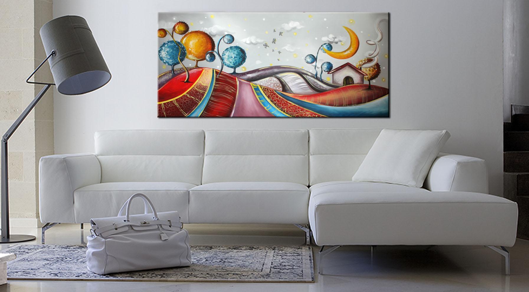 quadri o stampe per camera da letto