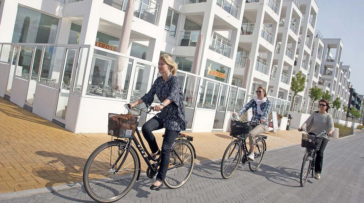 Apartments-For-Cyclists-In-Malmö