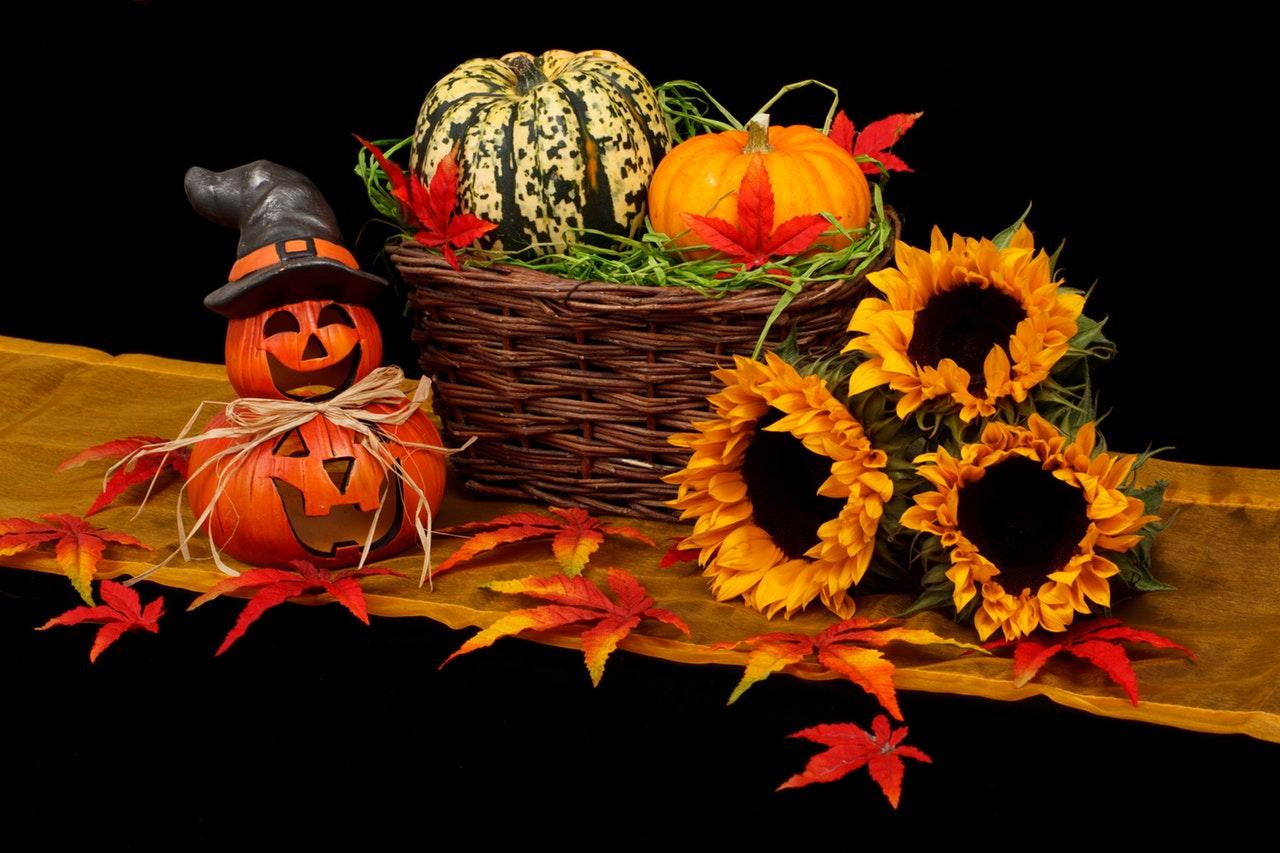 Il web è pieno di idee semplici e molto veloci per decorare la tua casa per  la festa di Halloween in modo efficace e assolutamente ecologico. 49f8a3b3ff15