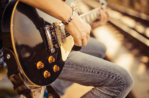 chitarra usata