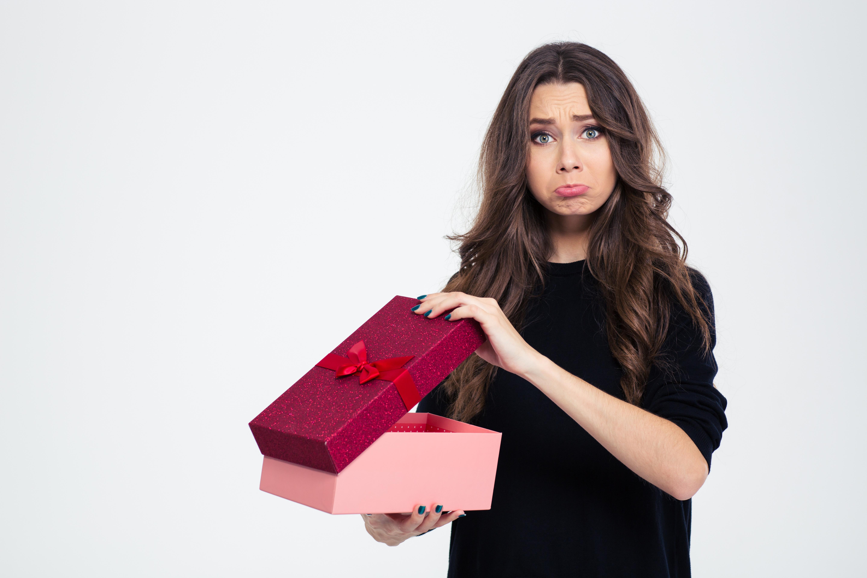 regali non graditi