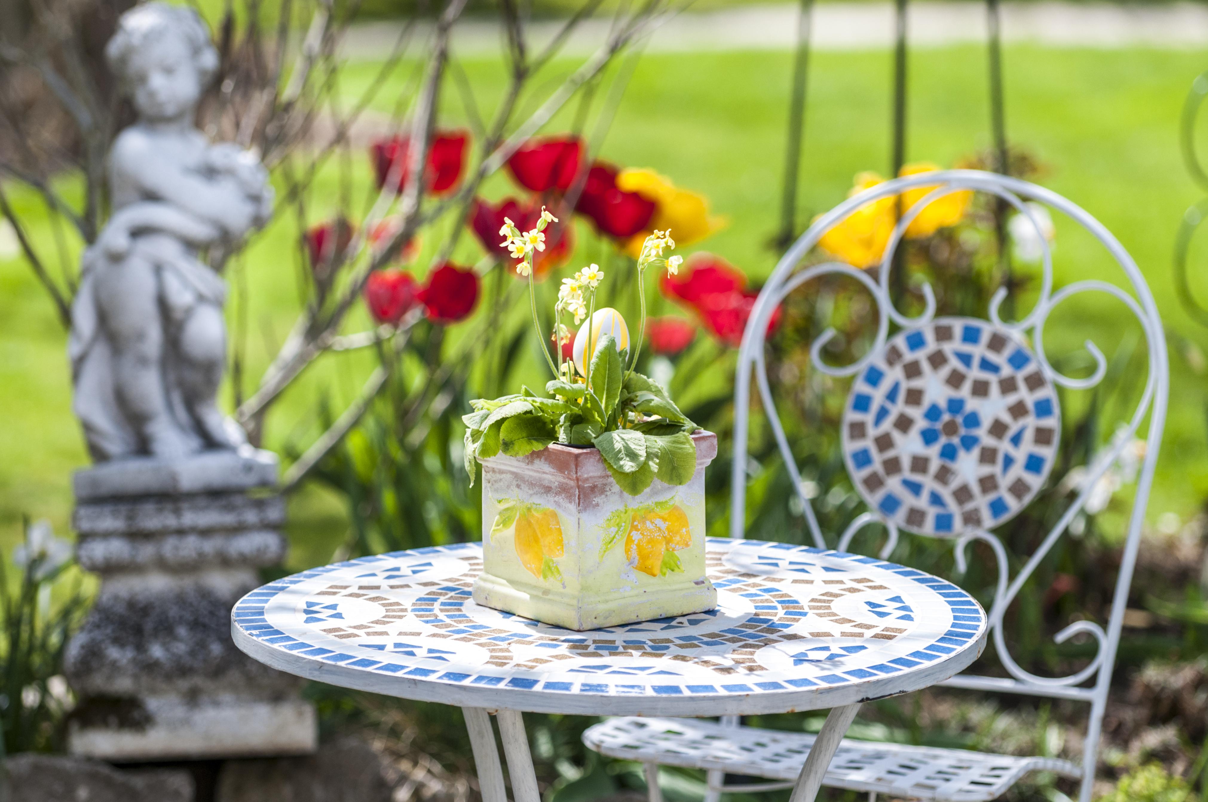 vendere tavolo giardino