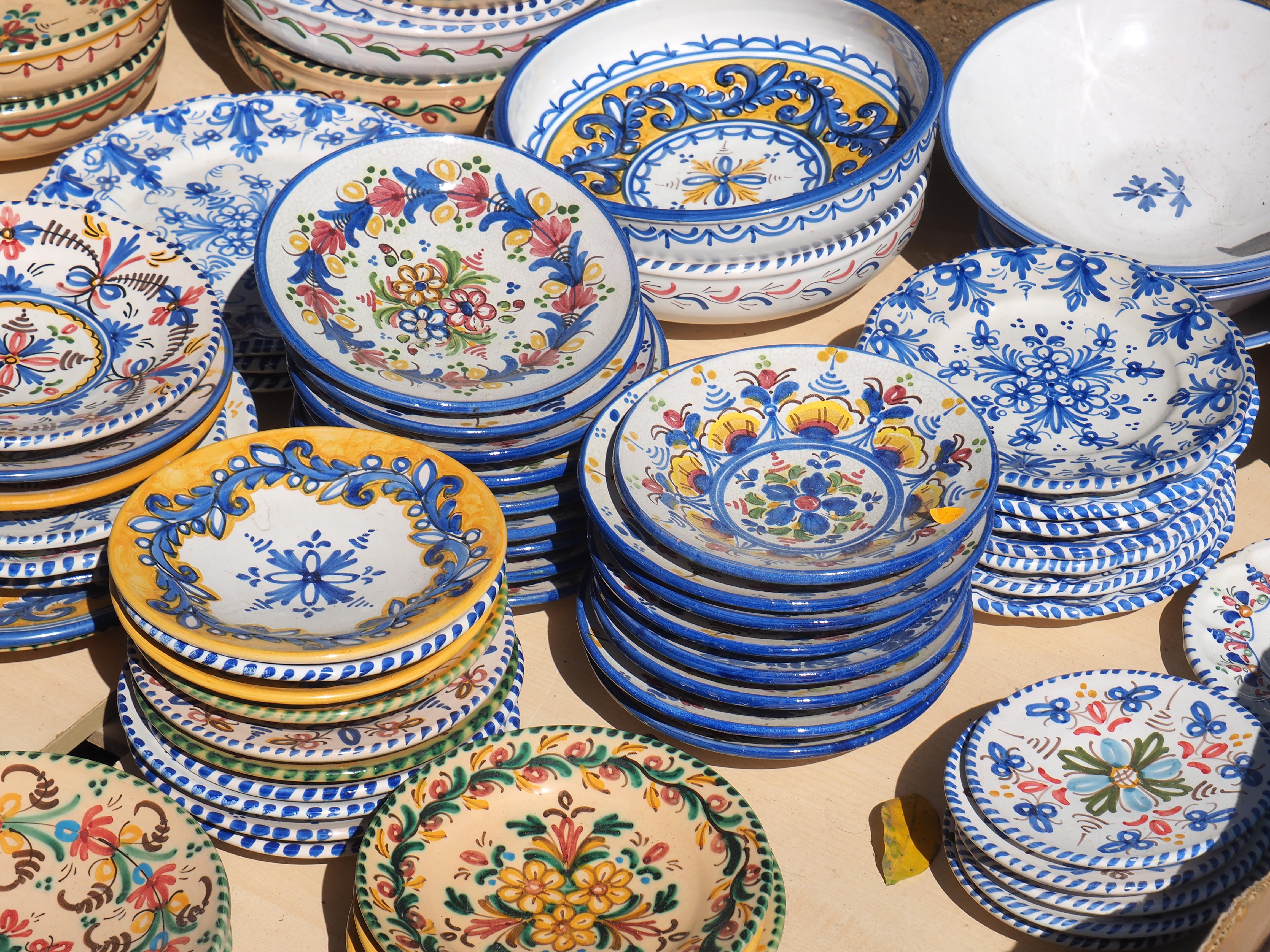 vendere ceramiche