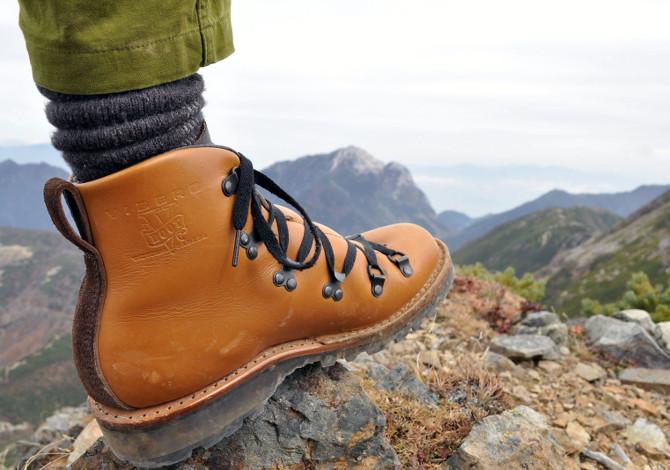 scarponi montagna
