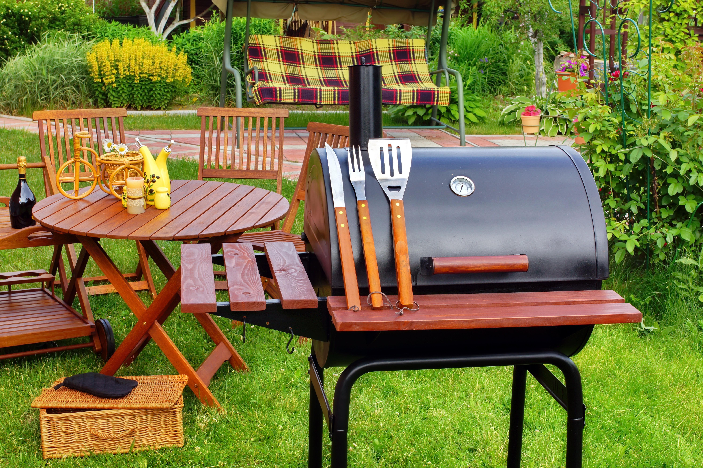 barbecue usato