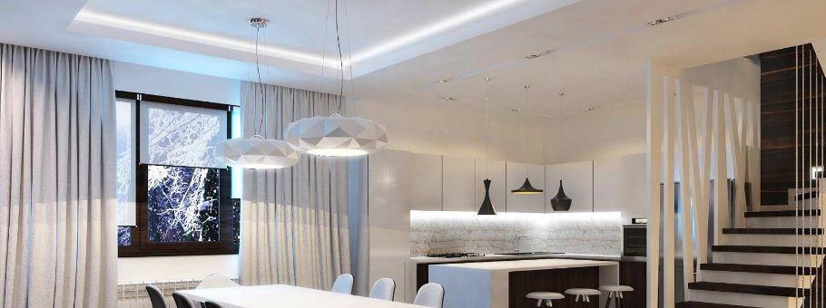 Illuminazione A Led Per Casa.Arredamento 2019 Led E Lampade Smart Protagoniste In Casa