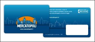 mercatopoli card