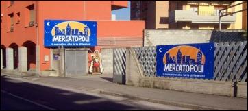 Finalmente mercatopoli arriva anche a bergamo for Mercatino usato bergamo