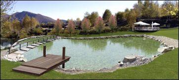 Anche le piscine diventano bio - Valloncini piscine ...