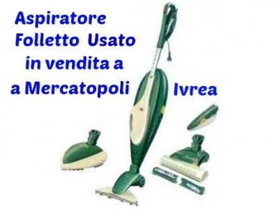 Vorwerk folletto usati in vendita a mercatopoli ivrea - Folletto kobold 135 prezzo ...